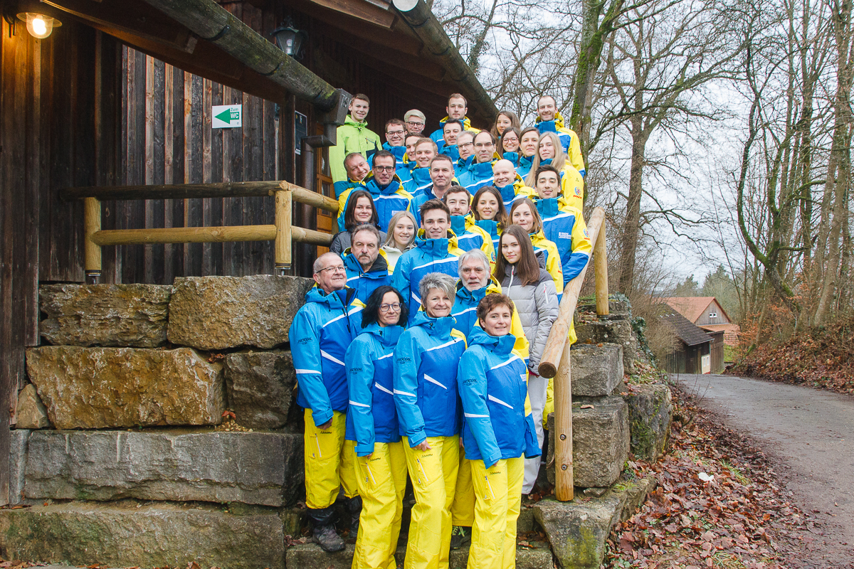 Teambild Skischule Aalen Snow and Ride